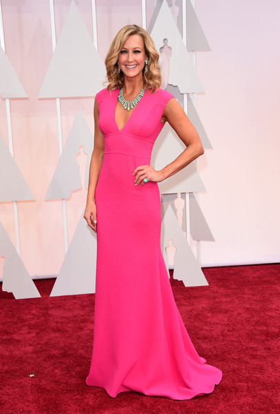 Lara Spencer - Arrivals at the 87th Annual Academy Awards — Part 3