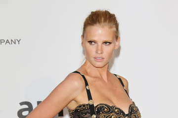 Lara Stone Arrivals at the Cinema Against AIDS Gala