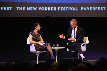 Larissa MacFarquhar The New Yorker Festival 2014 - Jeff Goldblum In Conversation With Larissa MacFarquhar