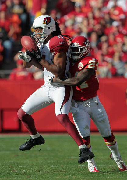 larry fitzgerald catches. Larry Fitzgerald Larry