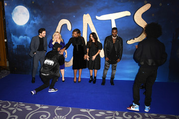 """Larry Bourgeois """"Cats"""" - Photocall"""