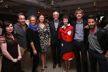 Larry Burstein Michela O'Connor Abrams New York Magazine And Dwell Celebrate The Opening Of City Modern