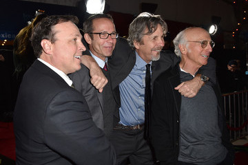 "Larry David Premiere Of Universal Pictures And Red Granite Pictures' ""Dumb And Dumber To"" - Red Carpet"