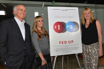 Larry David 'Fed Up' Premieres in West Hollywood — Part 2