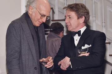 "Larry David ""It's Only A Play"" Broadway Re-Opening Night"