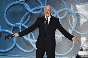 Larry David 68th Annual Primetime Emmy Awards - Show