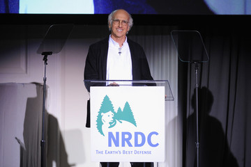 "Larry David NRDC's ""Night Of Comedy"" Benefiting The Natural Resources Defense Council - Show"