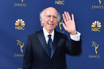 Larry David 70th Emmy Awards - Social Ready Content