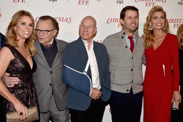Larry King Premiere of 'Christmas Eve' - Red Carpet