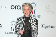Actor Tippi Hedren attends Larry King's 60th Broadcasting Anniversary Event at HYDE Sunset: Kitchen + Cocktails on May 1, 2017 in West Hollywood, California.
