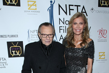 Larry King Shawn King National Film And Television Awards Ceremony