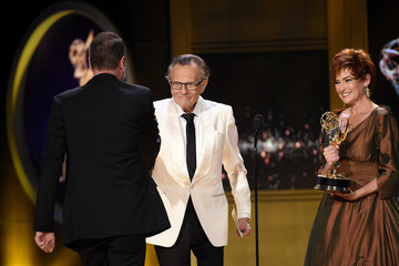 Larry King 45th Annual Daytime Emmy Awards - Show