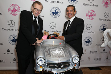 Larry King Mercedes-Benz Presents The Carousel Of Hope Ball Benefitting The Barbara Davis Center For Diabetes