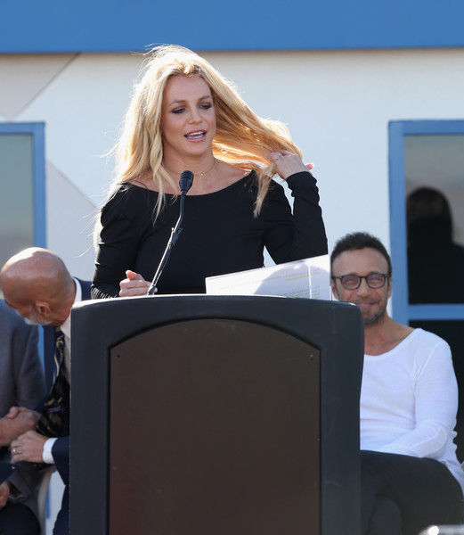 Nevada Childhood Cancer Foundation Britney Spears Campus Grand Opening