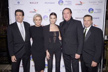 Larry Scott Global Lyme Alliance's Second Annual 'United for a Lyme-Free World' Gala
