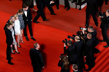 Lars Eidinger 'Personal Shopper' - Red Carpet Arrivals - The 69th Annual Cannes Film Festival