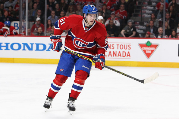 RUMOR: Lars Eller and Nathan Beaulieu To the West?