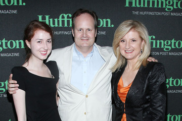 Timothy O'Brien Launch Party For Huffington. The New Weekly iPad Magazine For Huffington Post - Arrivals