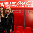 Laura Barriales FIFA World Cup Trophy Tour Party