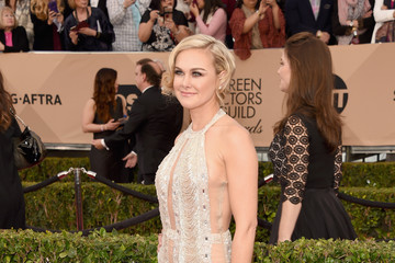 Laura Bell Bundy The 22nd Annual Screen Actors Guild Awards - Arrivals