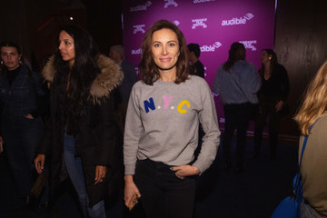 Laura Benanti Audible Celebrates 2020 Sundance Film Festival At The Audible Speakeasy