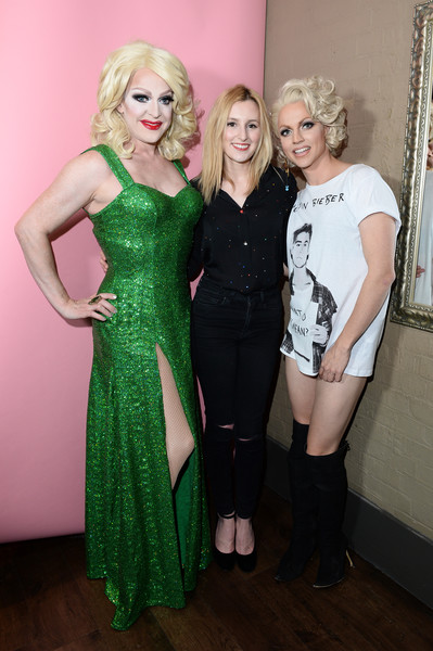 Courtney Act, Laura Carmichael, Pandora Box