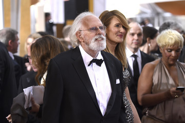 Laura Dern Bruce Dern Arrivals at the 87th Annual Academy Awards — Part 3