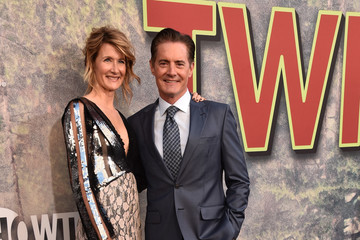 Laura Dern Premiere of Showtime's 'Twin Peaks'- Arrivals