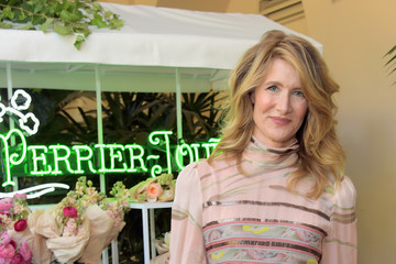 Laura Dern Perrier-Jouet Toasts Mother's Day in Celebration at Georgie at Montage Beverly Hills