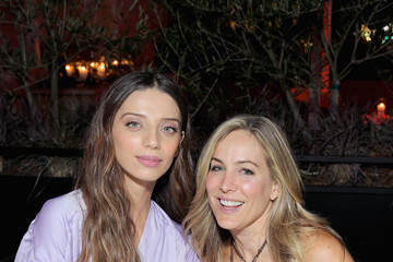 Laura Frerer-Schmidt InStyle And Kate Spade Dinner At Spring Place
