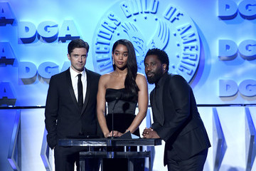 Laura Harrier 71st Annual Directors Guild Of America Awards - Inside