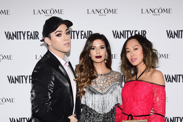Laura Lee Vanity Fair And Lancome Toast To The Hollywood Issue