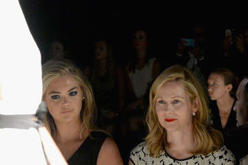 Laura Linney Narciso Rodriguez - Front Row - Spring 2016 New York Fashion Week