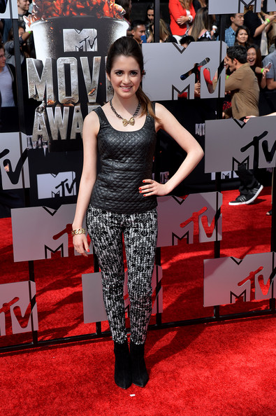 Laura Marano - 2014 MTV Movie Awards - Arrivals