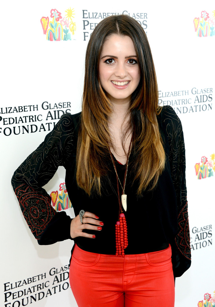 "Laura Marano - Elizabeth Glaser Pediatric AIDS Foundation's 24th Annual ""A Time For Heroes"" - Red Carpet"