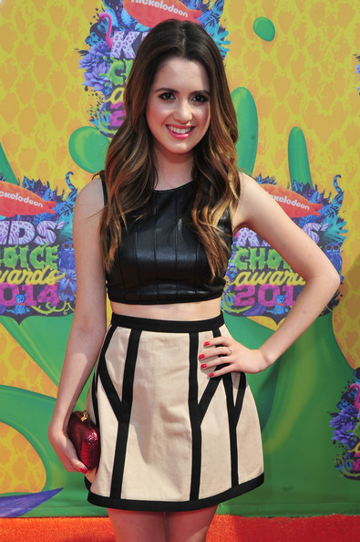 Laura Marano - Nickelodeon's 27th Annual Kids' Choice Awards - Arrivals