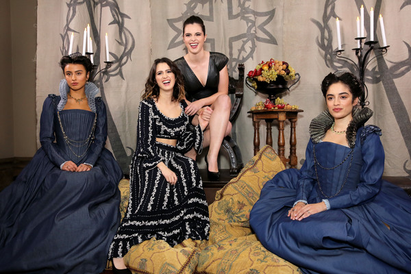 Vanity Fair and Focus Features Celebrate 'Mary Queen of Scots'