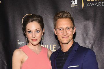 Laura Osnes 32nd Annual Lucille Lortel Awards - Arrivals