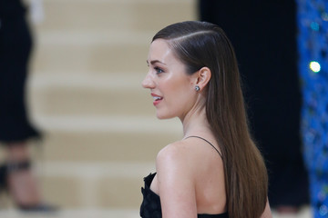 Laura Osnes 'Rei Kawakubo/Comme des Garcons: Art of the In-Between' Costume Institute Gala - Outside Arrivals