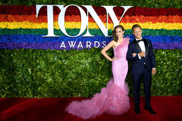 Laura Osnes Nathan Johnson 73rd Annual Tony Awards - Red Carpet
