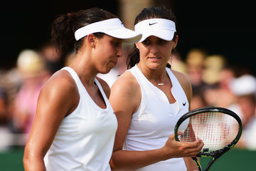 Laura Robson Day Three: The Championships - Wimbledon 2015