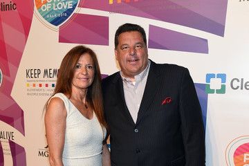 Laura Schirripa Keep Memory Alive's 19th Annual 'Power of Love' Gala Honors Andrea & Veronica Bocelli - Red Carpet