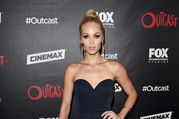 Laura Vandervoort Comic-Con International 2015 - FOX International Studios' Comic-Con Party Celebrating Robert Kirkman's New Drama 'Outcast'