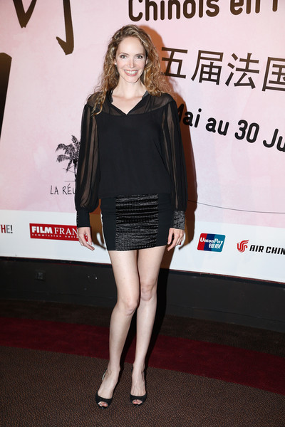 5th Chinese Film Festival Opening Ceremony in Paris
