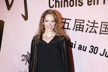 Laura Weissbecker 5th Chinese Film Festival Opening Ceremony in Paris