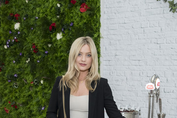 Laura Whitmore A Day At The Championships With Official Beer Of The Tournament - Stella Artois