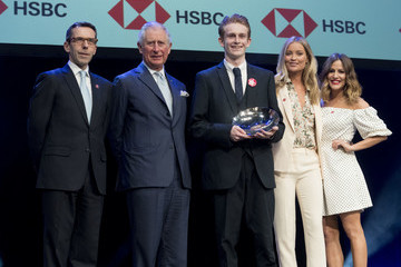 Laura Whitmore The Prince Of Wales Attends 'The Prince's Trust' Awards