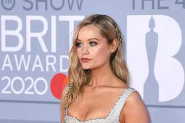 Laura Whitmore The BRIT Awards 2020 - Red Carpet Arrivals