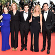 Laure Calamy 'Cafe Society' & Opening Gala - Red Carpet Arrivals - The 69th Annual Cannes Film Festival