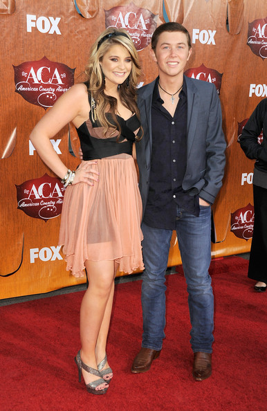 Scotty mccreery is he dating lauren alaina